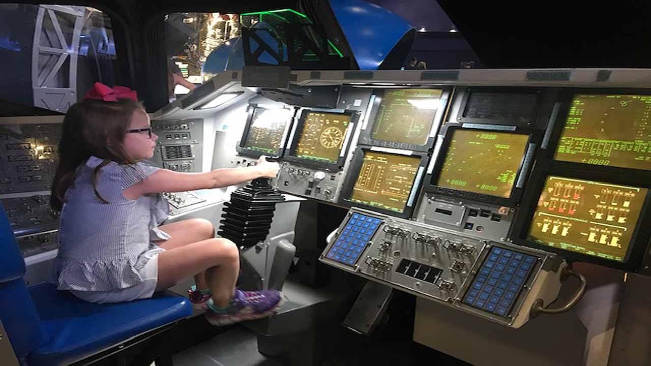 Kennedy Space Center Visitor Complex Atlantis