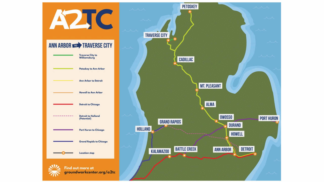 A2TC Train line