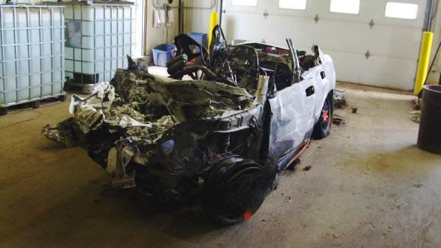 Linda Hurley Car Accident