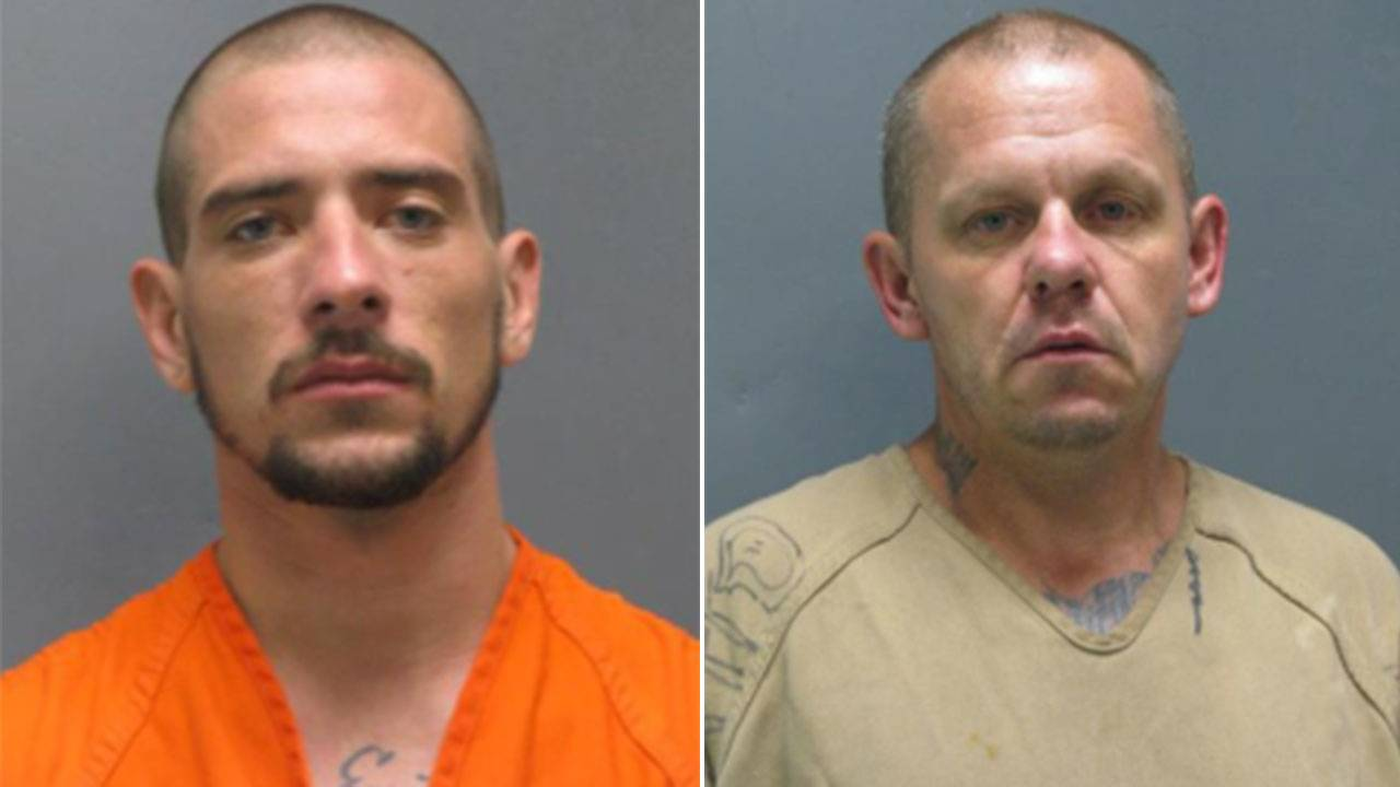 Liberty County escapees 8-20-19