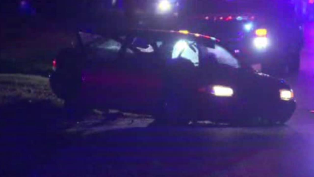 Car crash shooting Detroit_28029878