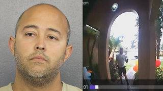 Subcontractor for Amazon Prime caught on camera stealing iPhone X, deputies say