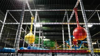 PHOTOS: See inside 7,600 square foot indoor playground opening in San Antonio