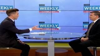 Orlando Police Chief John Mina talks campaign, Pulse on 'The Weekly'