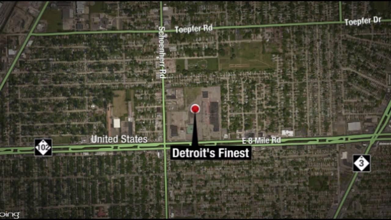 Detroit's Finest Map_36330492