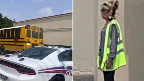 Bus driver with students on board fails sobriety test 'miserably,' constable says
