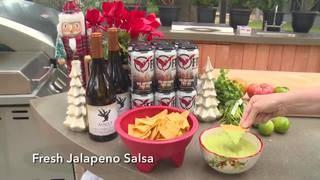 H-E-B Fresh Jalapeno Salsa