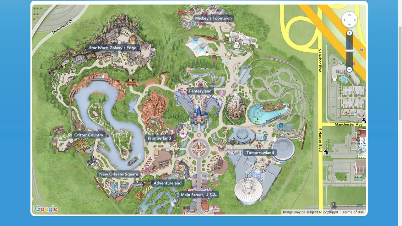 Disney Parks mobile app gets big overhaul before Galaxy's Edge... on