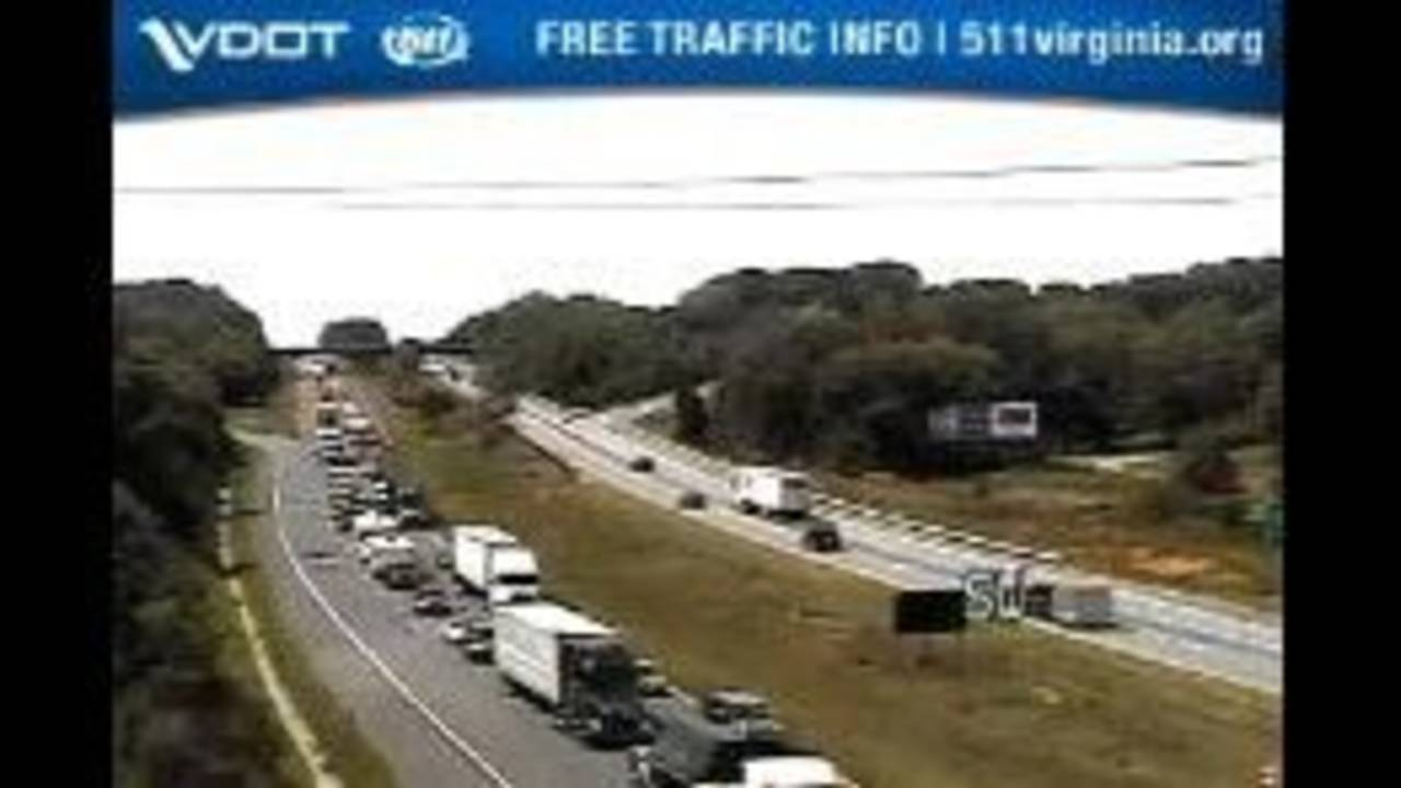 I 81 North Wreck Cleared In Montgomery County