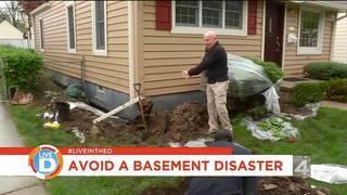 Avoid a Basement Disaster