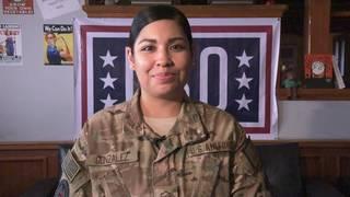 Master Sgt. Jennifer Gonzalez