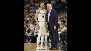 Spurs lose another guard as Derrick White to miss significant time with injury