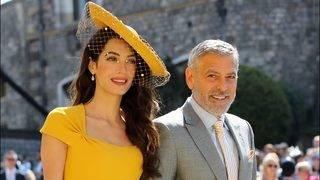 Clooney: Meghan 'vilified' in media like Princess Diana