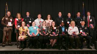 Red Cross, WSLS 10 honor heroes at annual breakfast