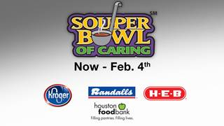 Support Souper Bowl of Caring