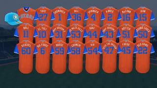 52e1ceb94 Astros to wear jerseys with nicknames during Players Weekend Aug. 25-27