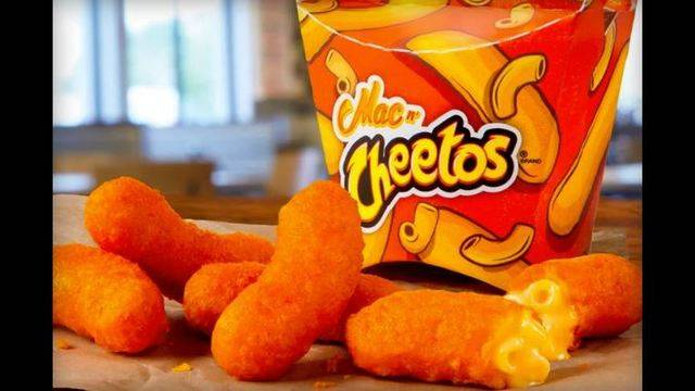 Burger King Unveils Mac N Cheetos Hybrid Snack