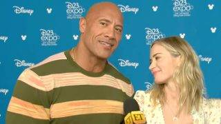 Dwayne Johnson Opens Up About His 'Beautiful' Wedding Day With…