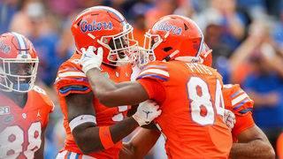 Trask, No. 9 Florida handle Towson at home, 38-0
