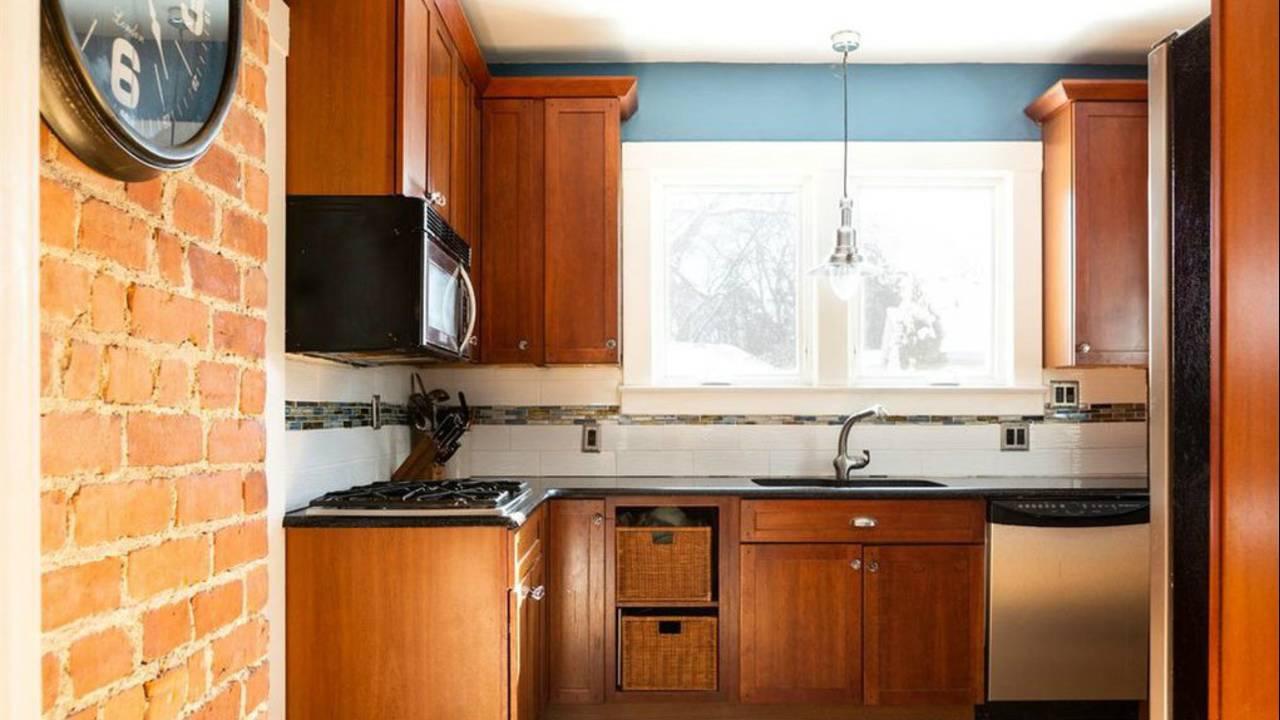 2012 Washtenaw Ave kitchen