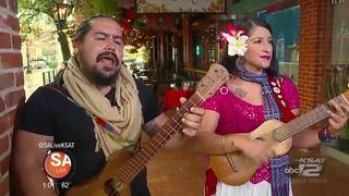 El Tallercito de Son performs on SA Live