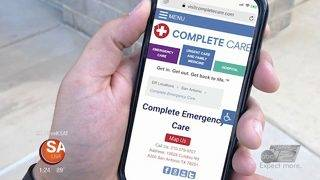 Need to visit the ER? Complete Care is open 24 hours