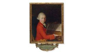 Rare portrait of teenage Mozart could fetch $1.3M at auction