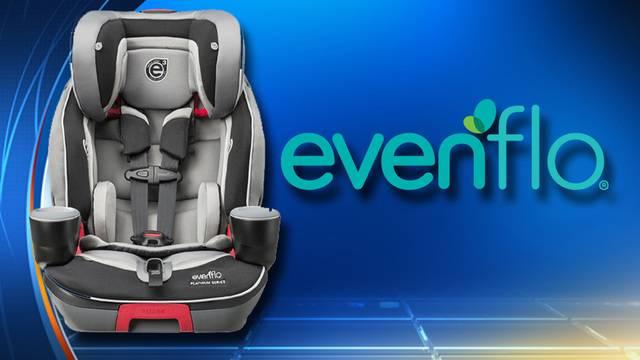 Evenflo Issues Booster Seat Recall