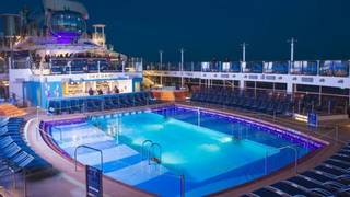 15 biggest cruise ships in the world