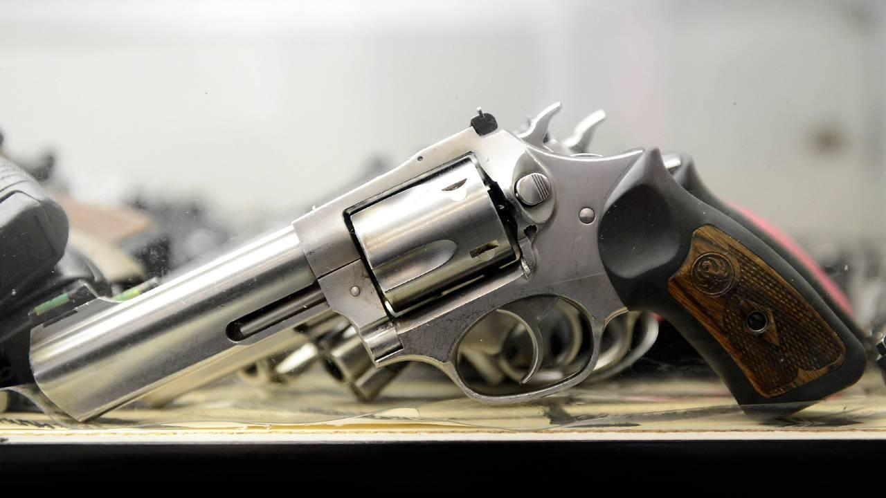 Sturm Ruger says gun sales plunged