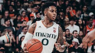 Lykes scores 25 to help Miami beat Wake Forest 76-65