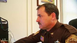 Program saves life, Floyd County sheriff named Red Cross Hero