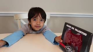 6-year-old YouTube star earns $11 million posting videos