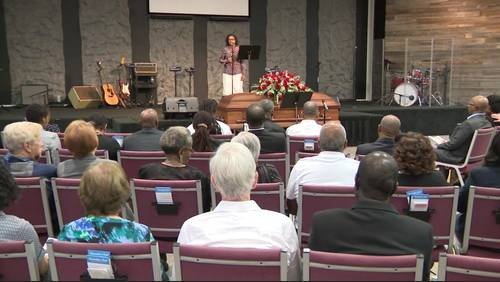 Dozens attend funeral for Katy woman who was killed in road rage incident