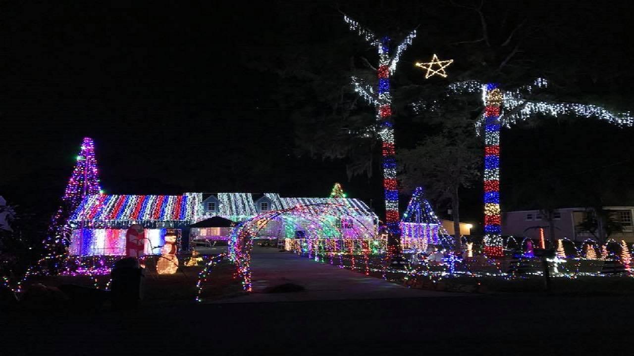 Johnson Family Holiday Lights