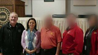 UAW kickbacks investigation grows as former leader charged