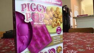 As seen on TV: Does Piggy Pop make cool Super Bowl snacks?