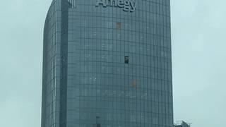 Bullets found inside Amegy Bank building on West Loop after windows shot out