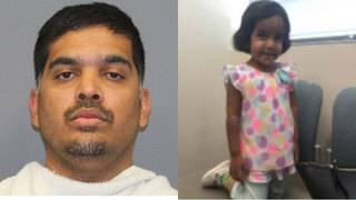 Father accused in death of Indian orphan, who he claimed choked on milk