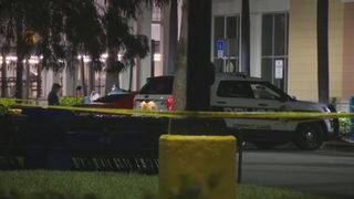 Man found dead outside Walmart in Coconut Creek