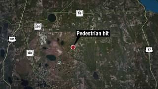 Keystone Heights woman struck, killed on Clay County highway