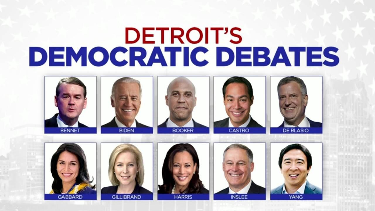detroit debate democratic july 31 2019