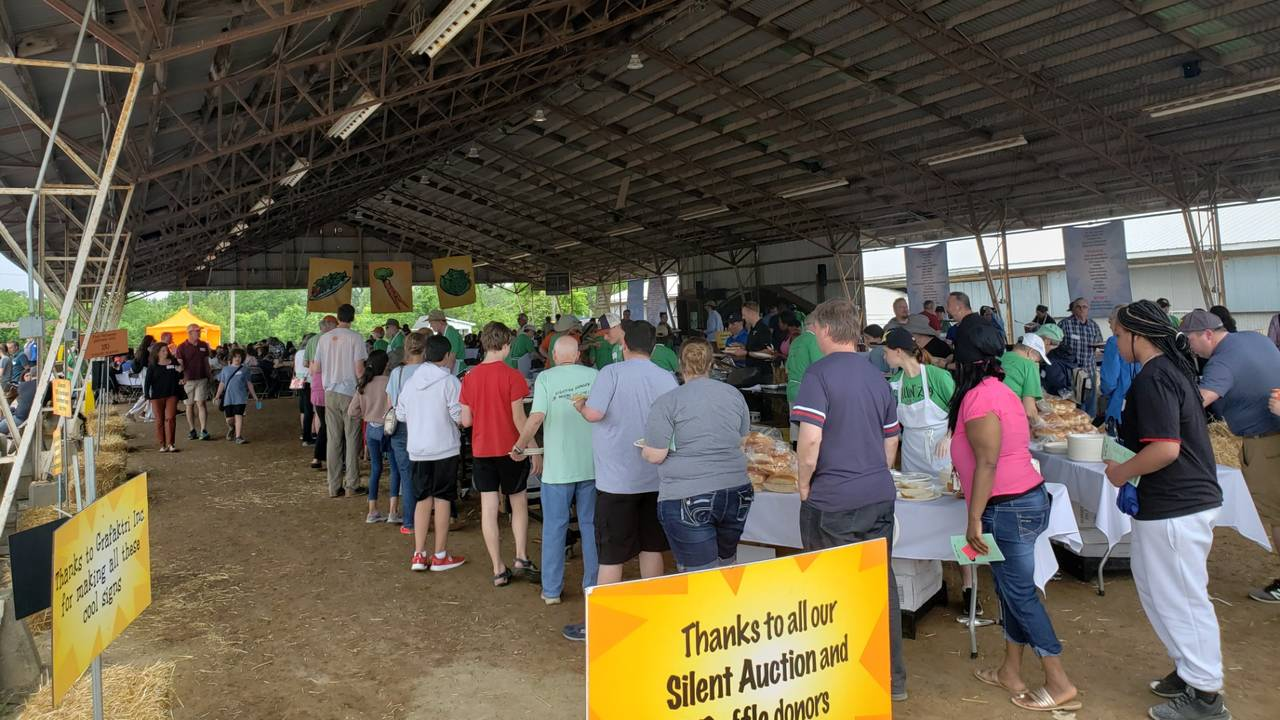 Food Gatherers Grillin 2019 2