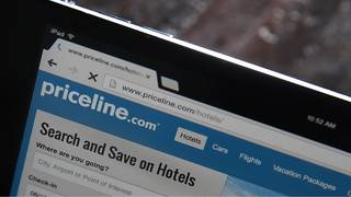 Priceline's parent company is changing its name