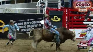 Rodeo Cam: Bull Riding