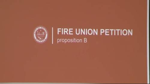 Houston firefighters union selects nominee for mediator in Prop B dispute