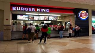 South Florida Burger King in food court ordered shut for third time