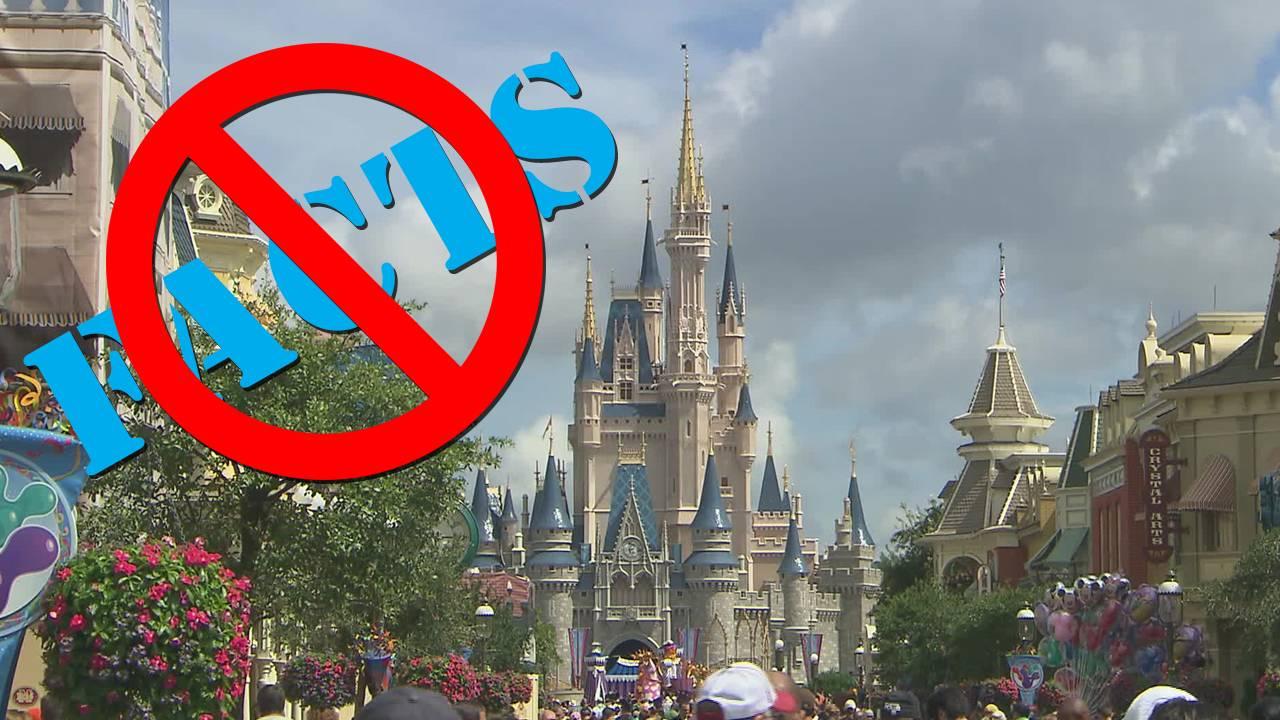 Walt Disney World Lies That Many Believe Are True