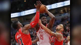 Eric Gordon, Chris Paul lead way as Rockets beat Bulls 116-107