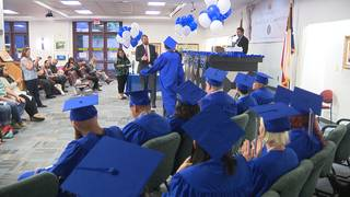 Participants of specialty courts celebrate graduation